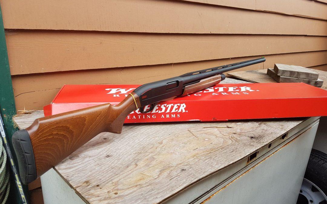 Winchester Super X Pump, 12 GA, 32″ BBL $ 539.99